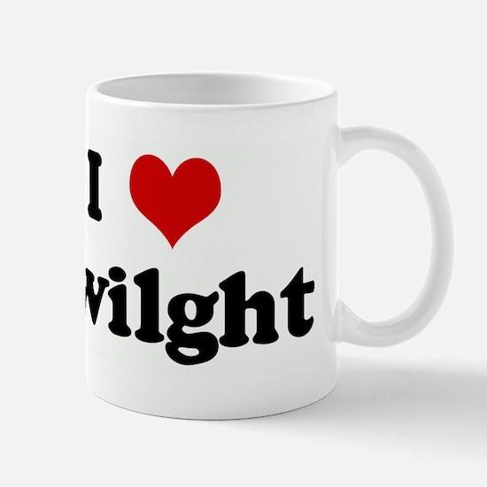 I Love Twilght Mug