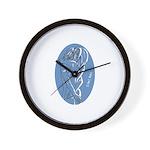 Ken & Naru's Wall Clock