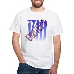 EighTee's White T-Shirt