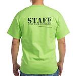 Butt-Ugly Moonpie Chronicles Staff Green T-Shirt