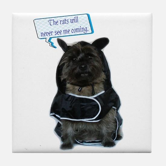 Oh, my Dog! Tile Coaster