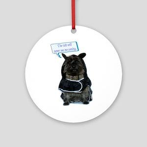 Oh, my Dog! Ornament (Round)
