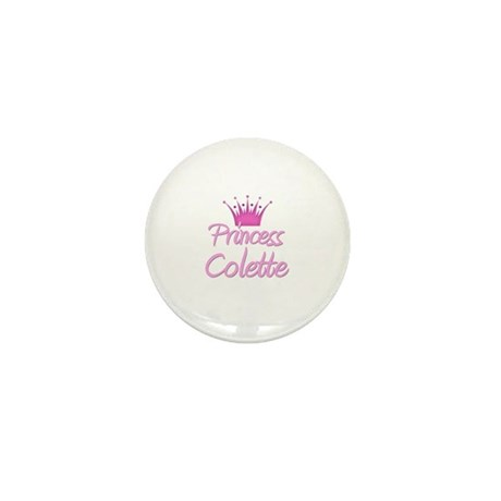 Princess Colette Mini Button
