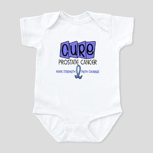 CURE Prostate Cancer 1 Infant Bodysuit