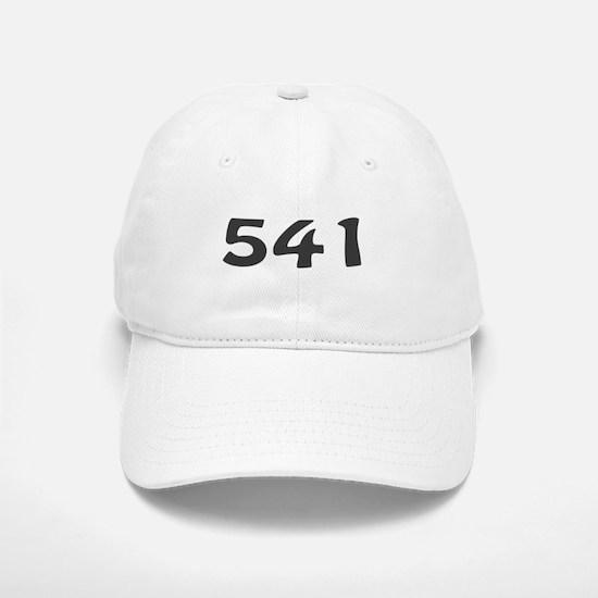 541 Area Code Baseball Baseball Cap