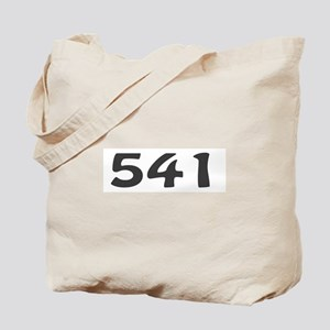 541 Area Code Tote Bag
