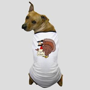 Funny Thanksgiving Dog T-Shirt