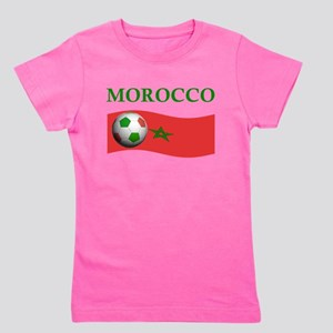 TEAM MOROCCO WORLD CUP T-Shirt