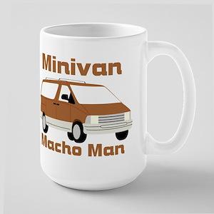Minivan Large Mug