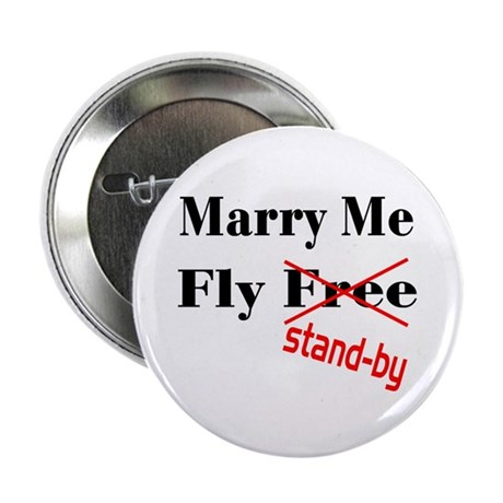 "Marry Me! 2.25"" Button"