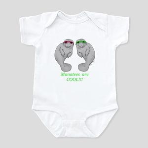 Cool Manatee Infant Bodysuit