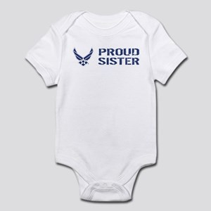 USAF: Proud Sister Body Suit