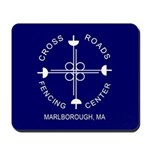 Cross Roads Fencing Center Mousepad
