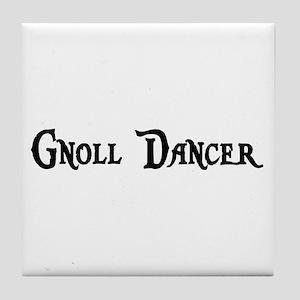 Gnoll Dancer Tile Coaster