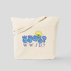 WWJD? Tote Bag