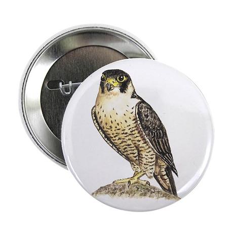 """Peregrine Falcon 2.25"""" Button (100 pack)"""