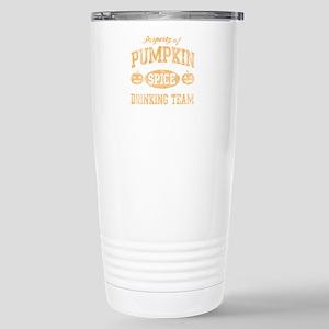 Pumpkin Spice Drinking Team Halloween Mugs