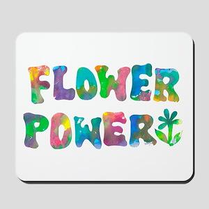 Flower Power Mousepad
