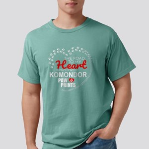 The Road To My Heart Is Paved With Komondo T-Shirt