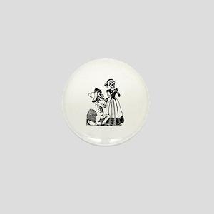 Calaveras Corrompidas Mini Button