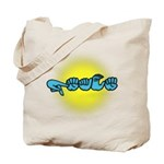 PEACE Glow Tote Bag