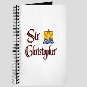 Sir Christopher Journal