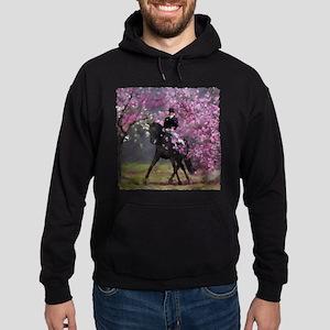 Spring Half Pass Dressage Hoodie (dark)