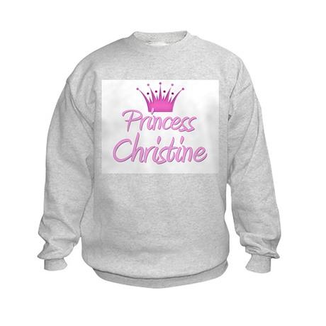 Princess Christine Kids Sweatshirt