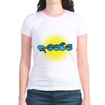 PEACE Glow Jr. Ringer T-Shirt