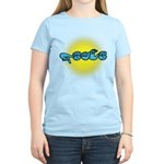 PEACE Glow Women's Light T-Shirt