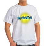 PEACE Glow Light T-Shirt