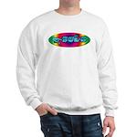 Rainbow PEACE Sweatshirt