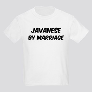 Javanese by marriage Kids Light T-Shirt