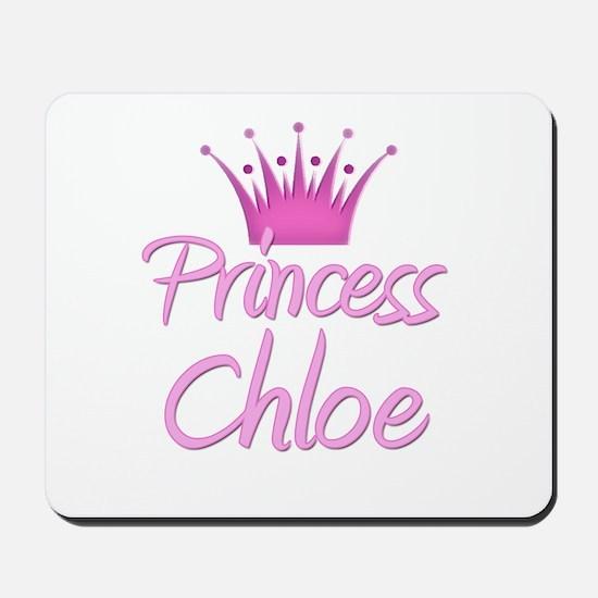 Princess Chloe Mousepad