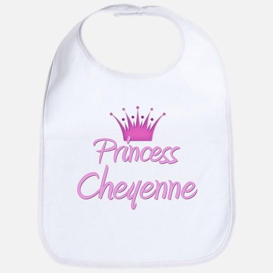 Princess Cheyenne Bib