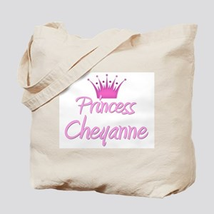 Princess Cheyanne Tote Bag