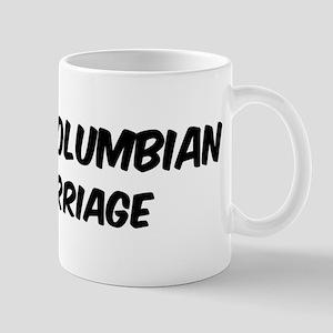 British Columbian by marriage Mug