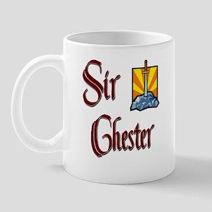 Sir Chester Mug
