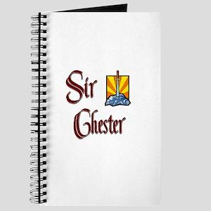 Sir Chester Journal