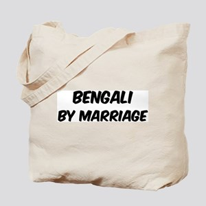 Bengali by marriage Tote Bag