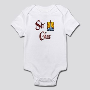 Sir Chaz Infant Bodysuit