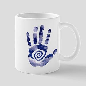 Cloud Hand Mug