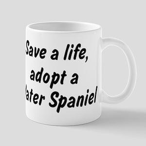 Adopt Water Spaniel Mug