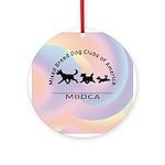 MBDCA logo Ornament (Round)