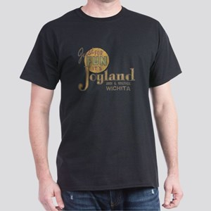 Cut out logo Dark T-Shirt