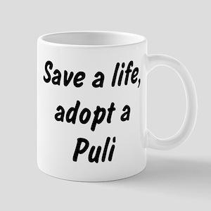Adopt Puli Mug