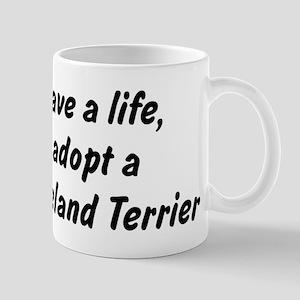 Adopt Lakeland Terrier Mug