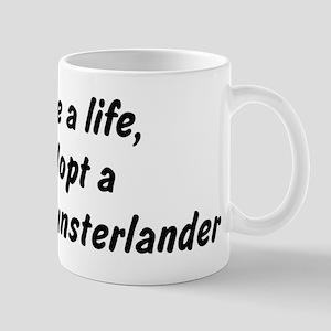Adopt Small Munsterlander Mug