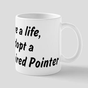 Adopt Shorthaired Pointer Mug
