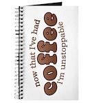 Fun Coffee Joke Journal